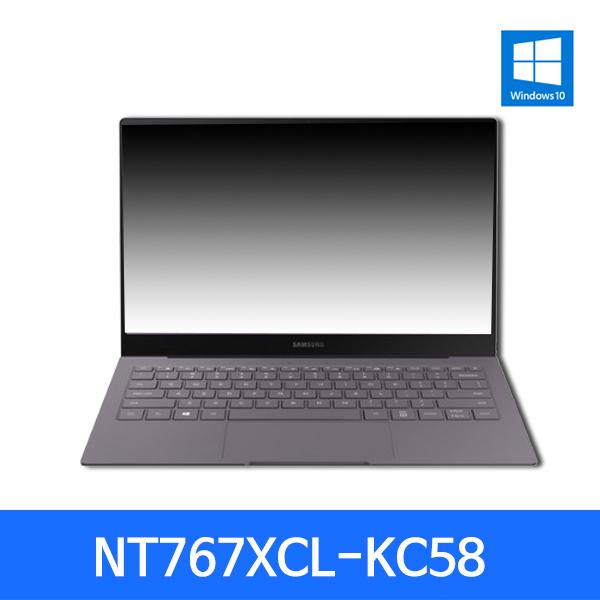 갤럭시북S LTE NT767XCL-KC58, 8GB, eUFS 256GB, 포함