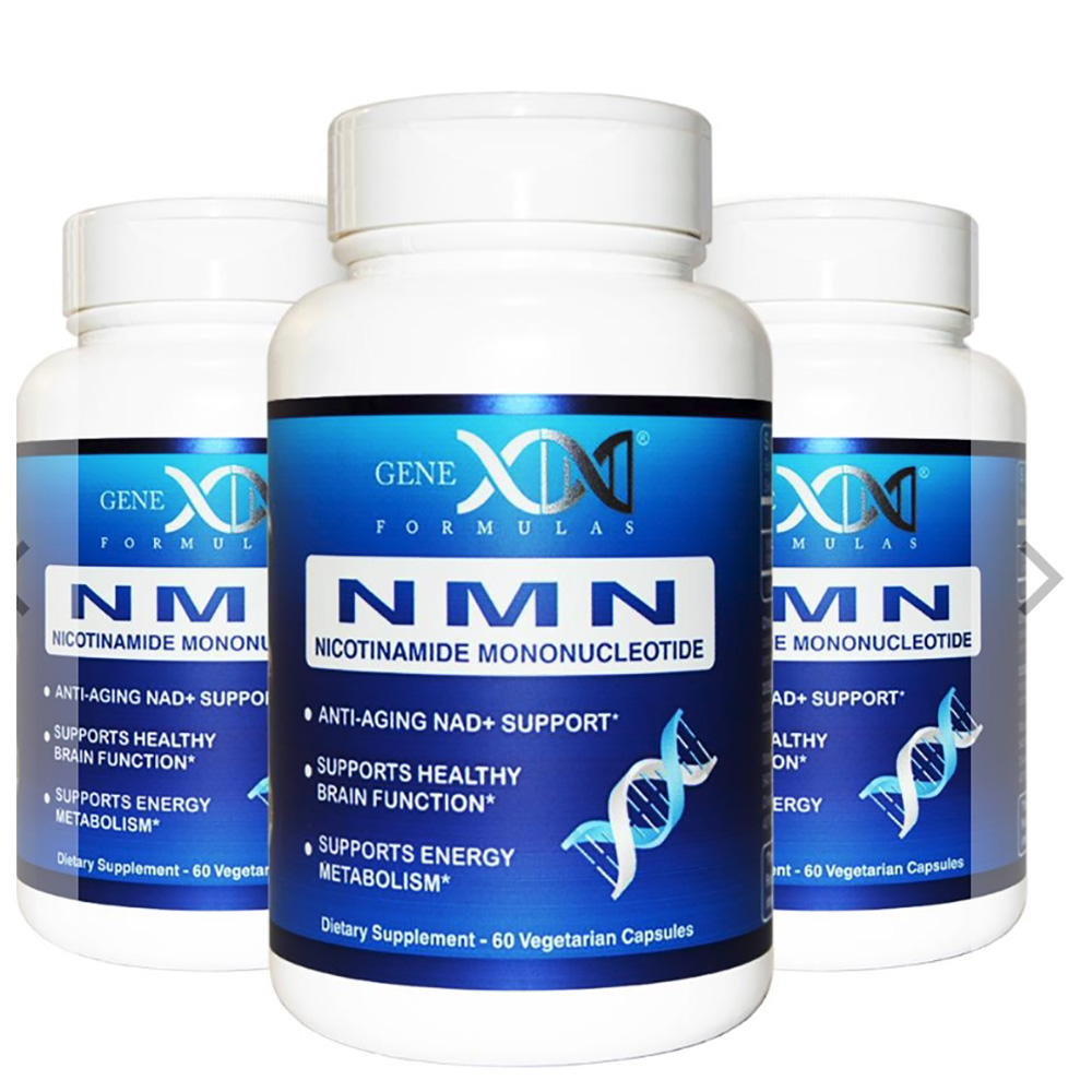Genex Formulas NMN 250mg 제넥스 포뮬라 60베지캡슐 3팩, 1개