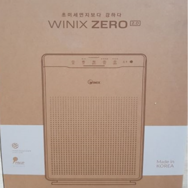 위닉스 2019년형 제로 2.0 공기청정기 AZBE380-IWK, 2019년형 위닉스 제로 2.0 공기청정기 AZBE380-IWK