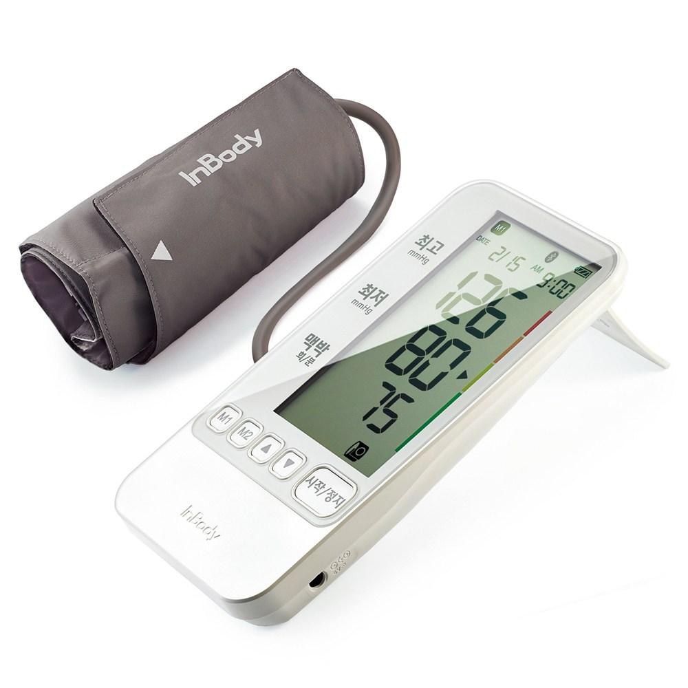 인바디 BP170B 블루투스 혈압계 혈압측정기, 1개, BP170B+아답터+BF5개