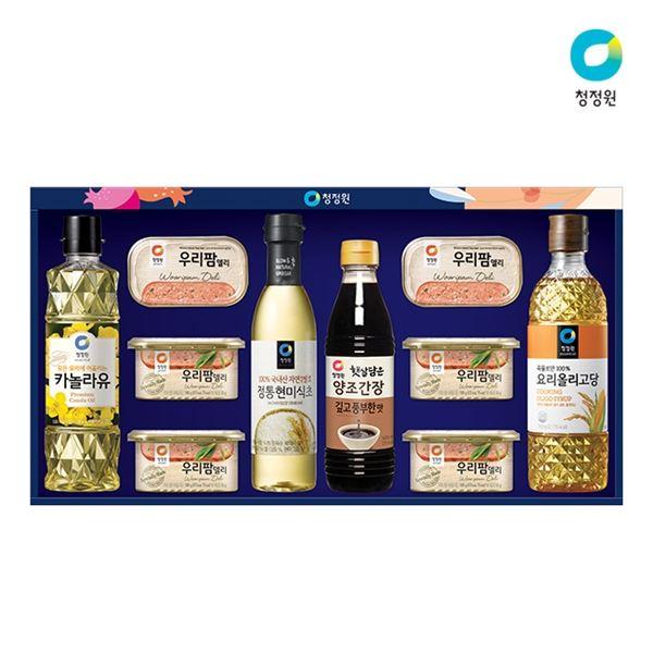 청정원 8호, one color/free
