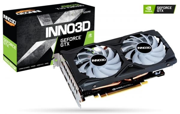 라온하우스 [INNO3D] GeForce GTX 1660 SUPER OC D6 6GB RGB 그래픽카드, 625793