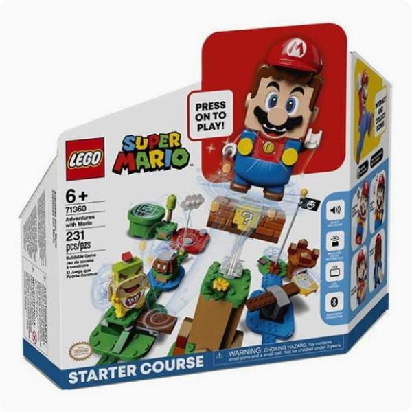 레고 슈퍼 마리오 71360 스타터팩