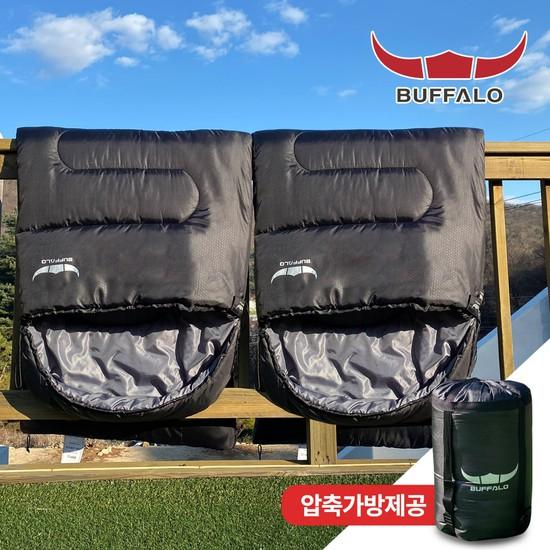 버팔로 익스트림 뉴 포시즌 침낭 사계절 캠핑용품 차박