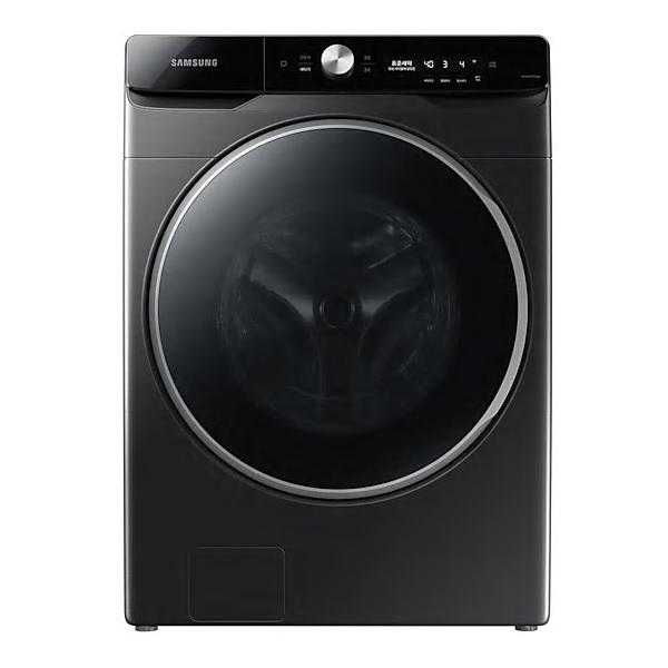 삼성전자 WF24T9500KV 그랑데 드럼세탁기 24kg 버블워시 블랙 케비어