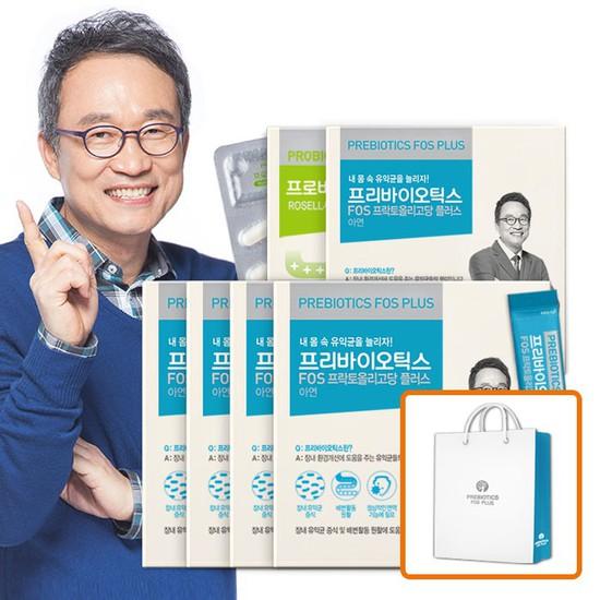 오한진 프리바이오틱스 5개월 + 프로바이오틱스 1개월, 상세설명 참조, 없음