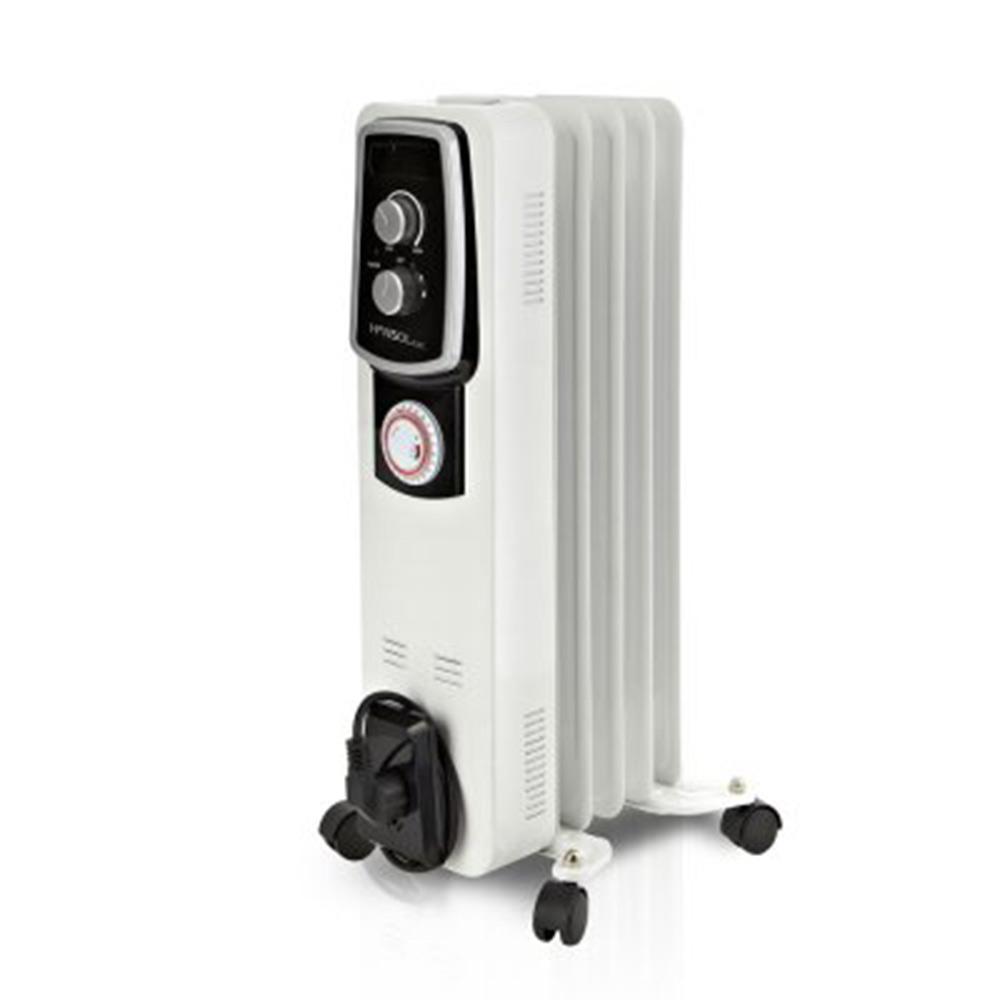 한솔 전기 라디에이터 5핀 타이머 온풍 HSR-5T, 단일상품