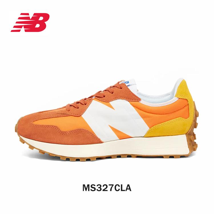 뉴발란스 327 오렌지 New Balance MS327CLA