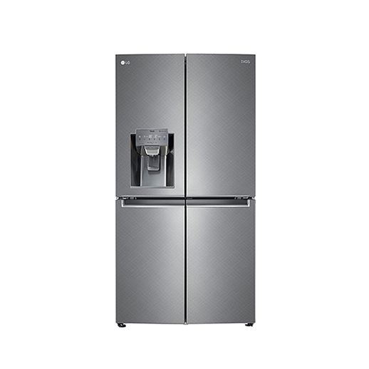 LG전자 J823SN35 얼음정수기 냉장고 824L