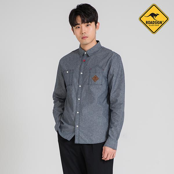 로드사인 [로드사인] P 유니 유니크포켓 셔츠-RDSX700A_DD