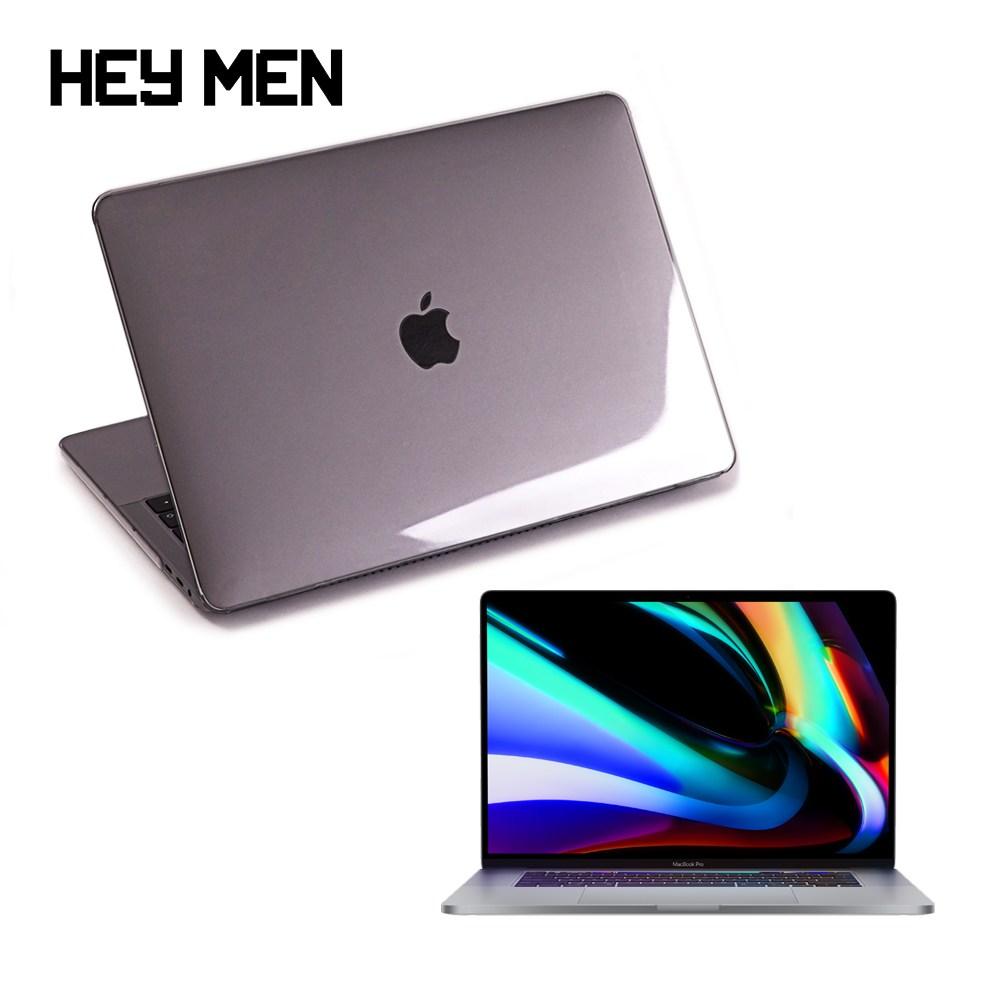 헤이맨 맥북 프로 16인치 하드 투명 케이스 A2141