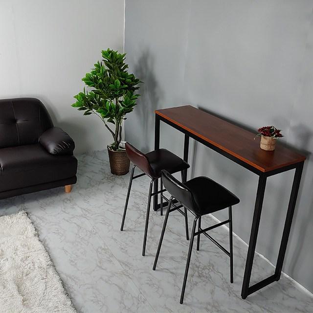인홈즈 홈바 테이블 아일랜드 높은테이블, 홈바테이블(빈티지)*의자별매