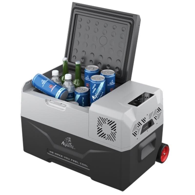 알피쿨 냉장고 2021 캠핑 차량용 가정용 냉동고 아이스 타이거 Alpicool 아이스, BUCEROS  내츄럴, 0.5m