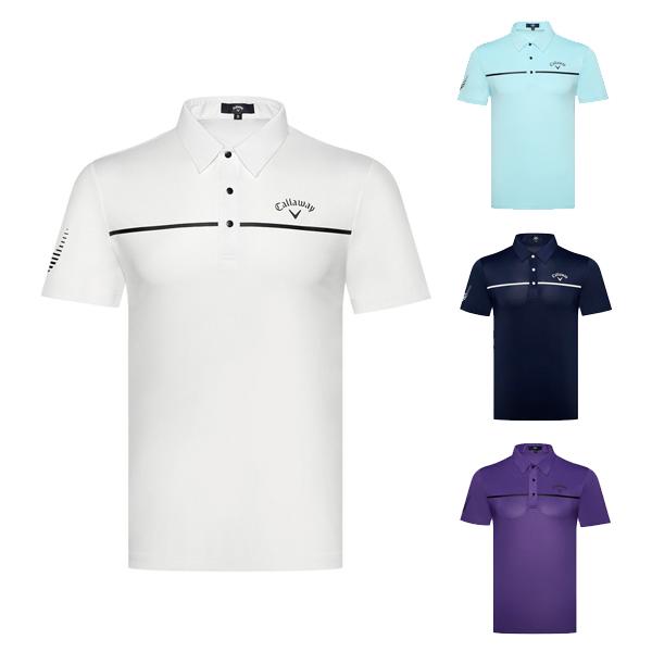 캘러웨이 골프 반팔 일상 PK셔츠 필드웨어