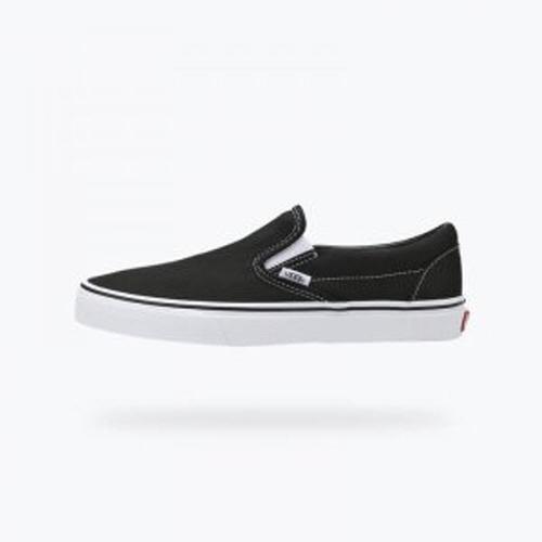 반스 [공식판매처] 클래식 슬립온 블랙 반스 클래식 슬립온 반스슬립온 Vans Classic Slip-On Black VN000EYEBLK 류씨네편집샵