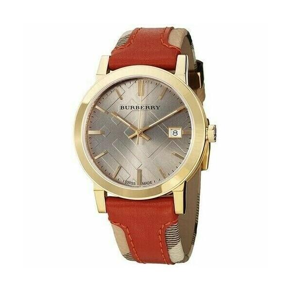 379916 / Brand New Burberry BU9016 Gaymarket Gold Tone Stainless Steel Women's Watch