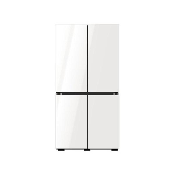 삼성 비스포크 4도어 프리스탠딩 871L 냉장고 렌탈 / RF85T9111APWH, 4년약정 월 80,500원 (카드할인시 월 63,500원)