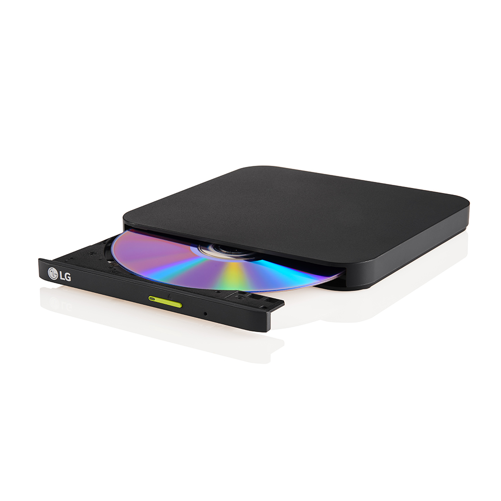 LG KP99YW70 For Android 외장ODD 외장CD롬 DVD 크림화이트, LG전자 KP99YB70 레인블랙 (POP 2149405894)