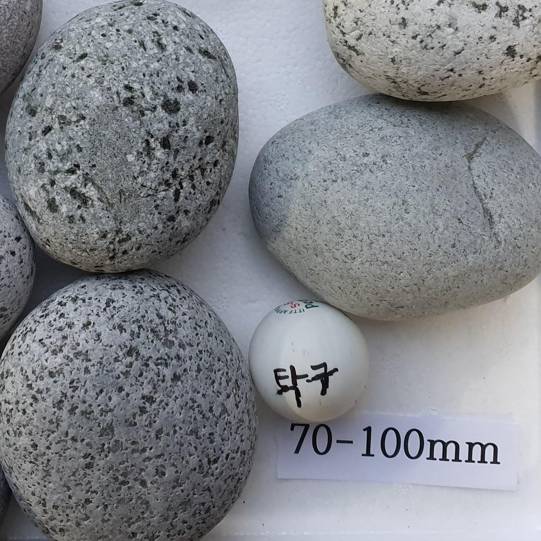 자갈공명 에그자갈 왕자갈 에그스톤, 에그자갈70-100mm(15kg 1포)