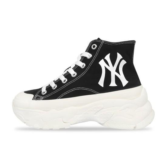 MLB 운동화 뉴욕양키스 청키 하이 블랙 32SHU1011-50L
