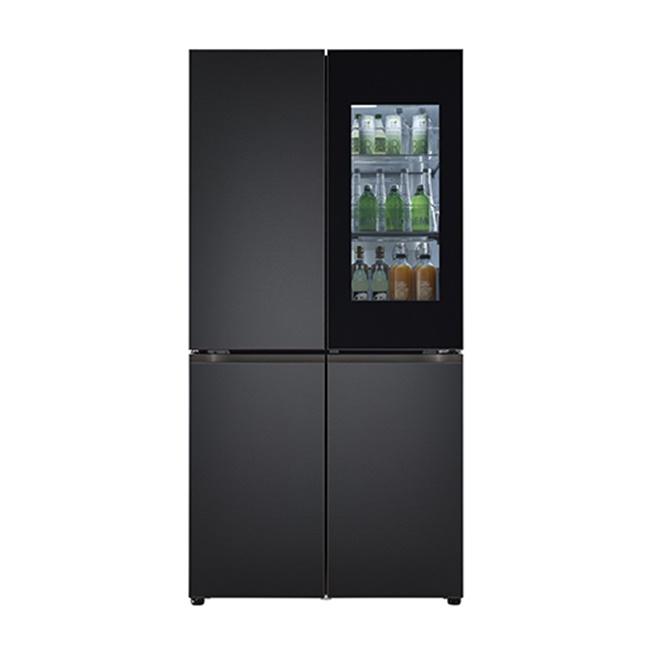 LG전자 M870SMM451S 오브제컬렉션 냉장고 1등급 맨해튼 미드나잇 (POP 5756576116)