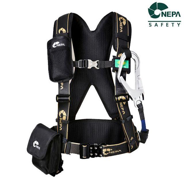 네파 NB-103AR 산업용 상체식 안젠벨트 릴자동 안전용품 자동릴 공구 ejud (POP 1343340253)