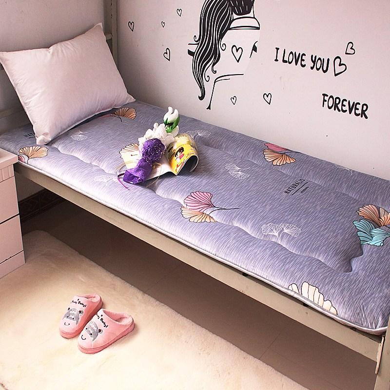 토퍼 템퍼 매트리스 침구 기타 싱글 학생 기숙사 털 퍼 다운 침대 요, AN_90 x 190