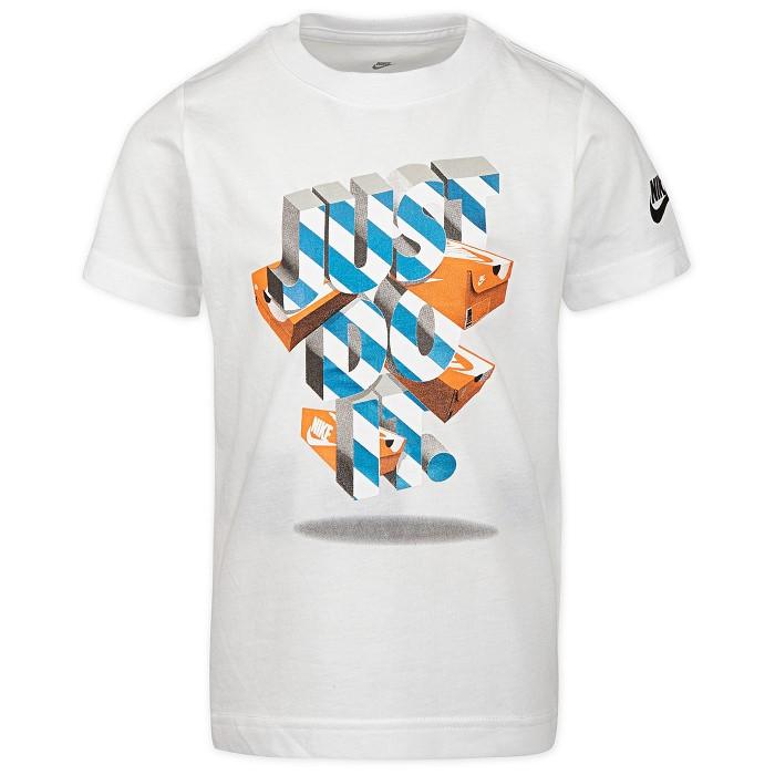 [나이키키즈]Little Boys Just Do It-Print Cotton T-Shirt트레이닝복