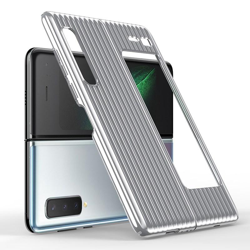 뉴타임즈2/ SAMSUNG 폴드케이스 폴더블 w20 커버 5g 개성아이디어 갤럭시 W2020 아웃렛 케이스 고급스러우면서도 투명 플롯 D5-64 A17