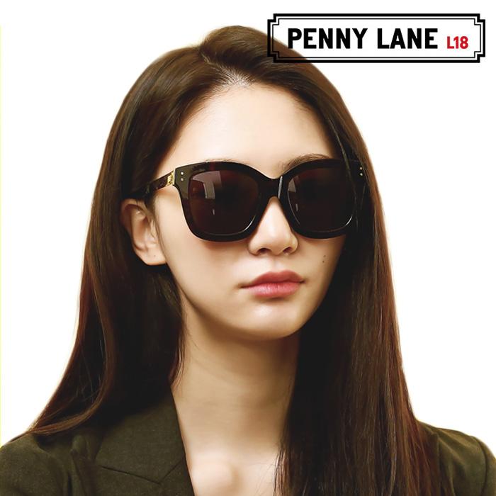 PENNY LANE 페니레인선글라스 AbbeyRoad 아비로드선글라스 뿔테선글라스 남녀공용 면세점상품 5종 택1 투명테포함