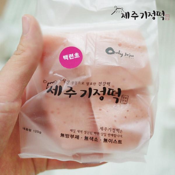 깜짝할인 제주기정떡 자연발효 건강떡 백년초개별포장 19kg  총 64조각 단일상품
