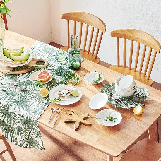 한샘 포레 원목 6인식탁(의자 미포함)_DIY