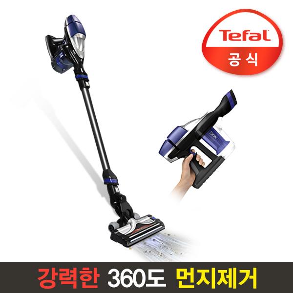 테팔 에어포스360 무선청소기 TY9051(테릴렌), 기타, 단일상품
