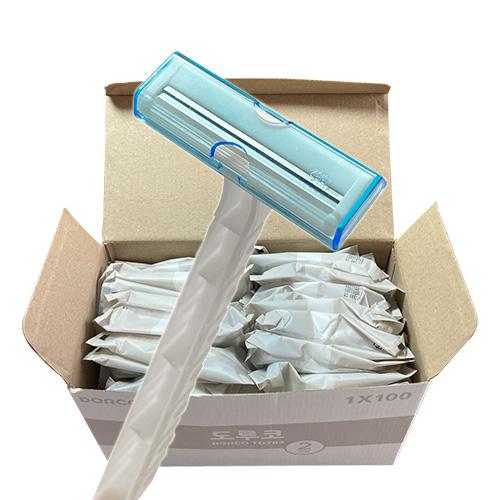 도루코 일회용 포장 면도기 TD-704, 100개입, 1개-5-4632386820