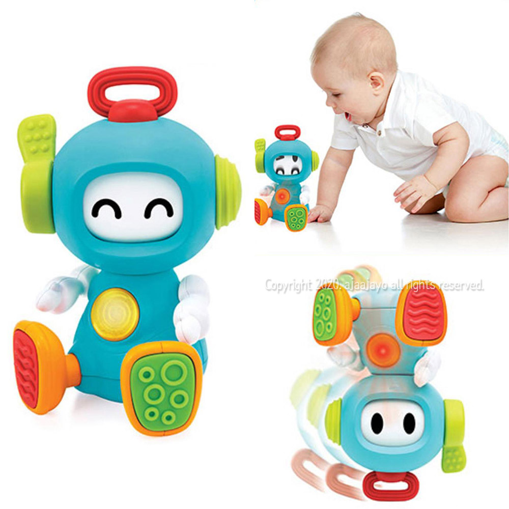 유아 로봇 5개월 아기 멜로디 장난감 4개월 9개월 3세, 본문참조