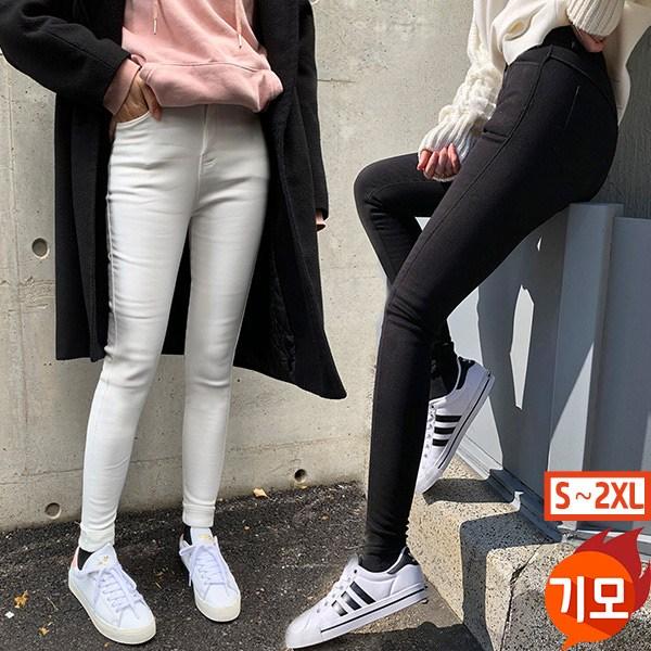 바잉몰 왕기모 스판 스키니 팬츠