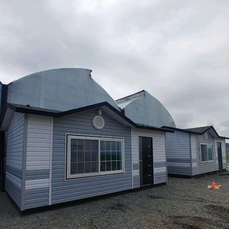 리드컨테이너 컨테이너 하우스(3M-6M) 농막 방가로 이동식주택 최상급 모델