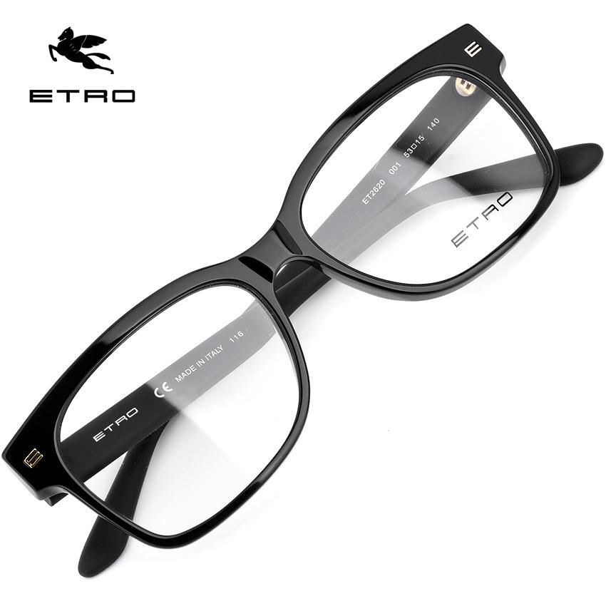 에트로 ET2620 명품 뿔테 안경테 ET2620-001(53) / ETRO / 트리시클로