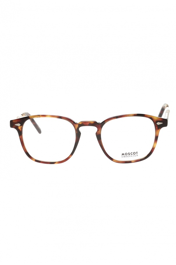 Moscot 'Genug' optical glasses GENUG 0-2015-01 SPOT TORTOISE GOLD 150불 이상 주문시 부가세 별도