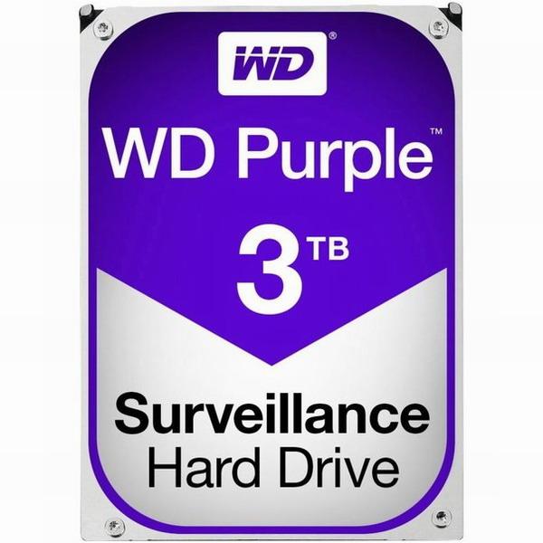 WD PURPLE (WD30PURZ) 3.5 SATA HDD (3TB), PURPLE 3.5 SATA HDD/30351, 3TB (POP 4591630352)