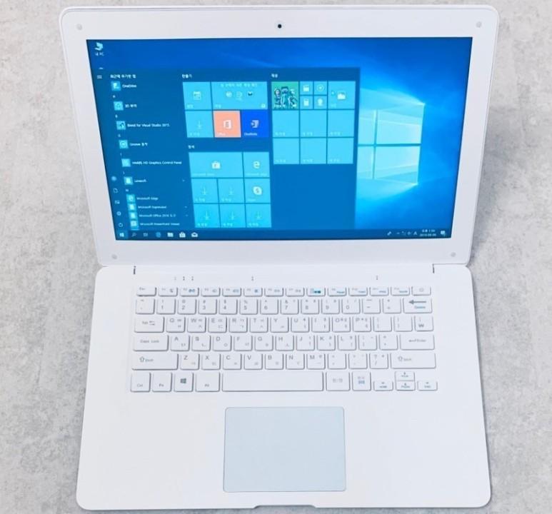 디클 클릭북 D141x2 중고노트북