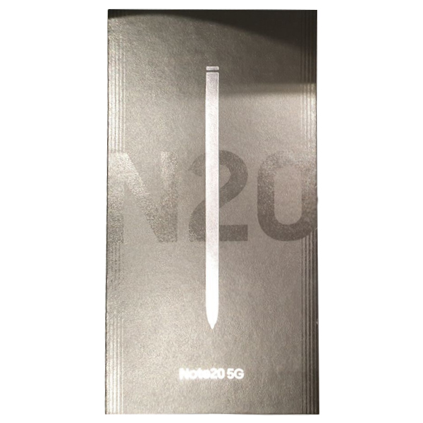 삼성 갤럭시노트20 5G 가개통 새제품 공기계 SM-N981, 미스틱브론즈