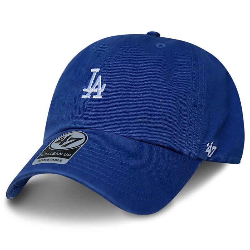 MLB 47 브랜드 베이스 러너 캡, 블루