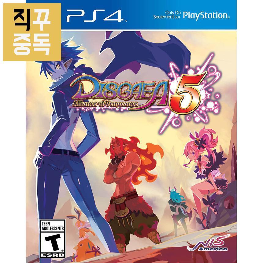PS4 마계전기 디스가이아 5, 단품