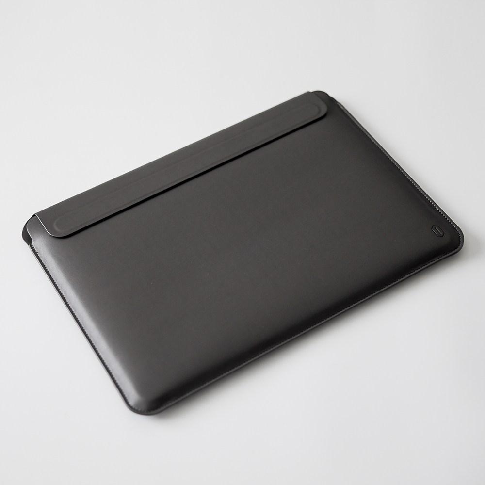 시오노 스킨프로 2세대 맥북 파우치 슬리브 13인치 15인치 16인치 노트북 가방, Pink