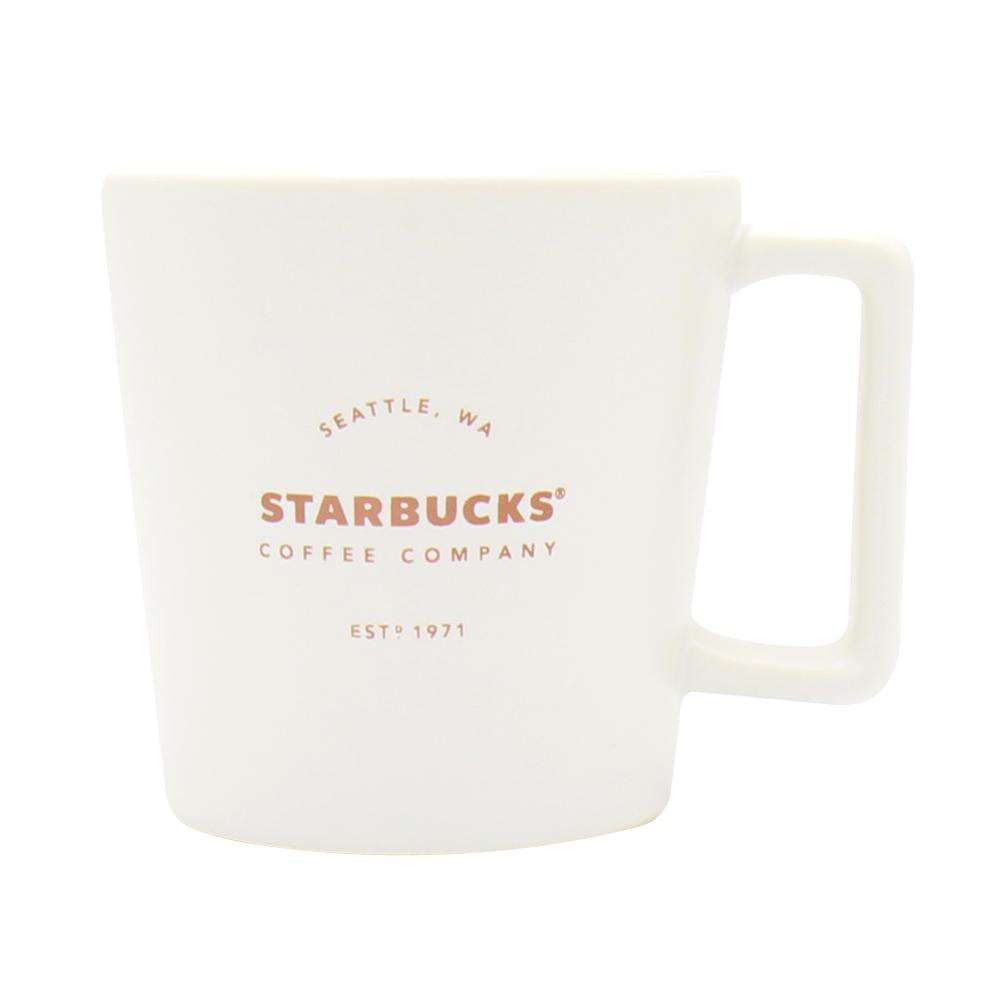스타벅스 시애틀 머그컵, 1개, 시애틀_화이트