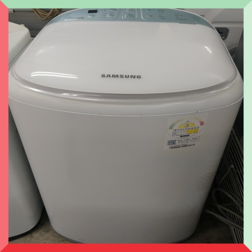 중고세탁기 삼성 소형세탁기 3K 아기사랑