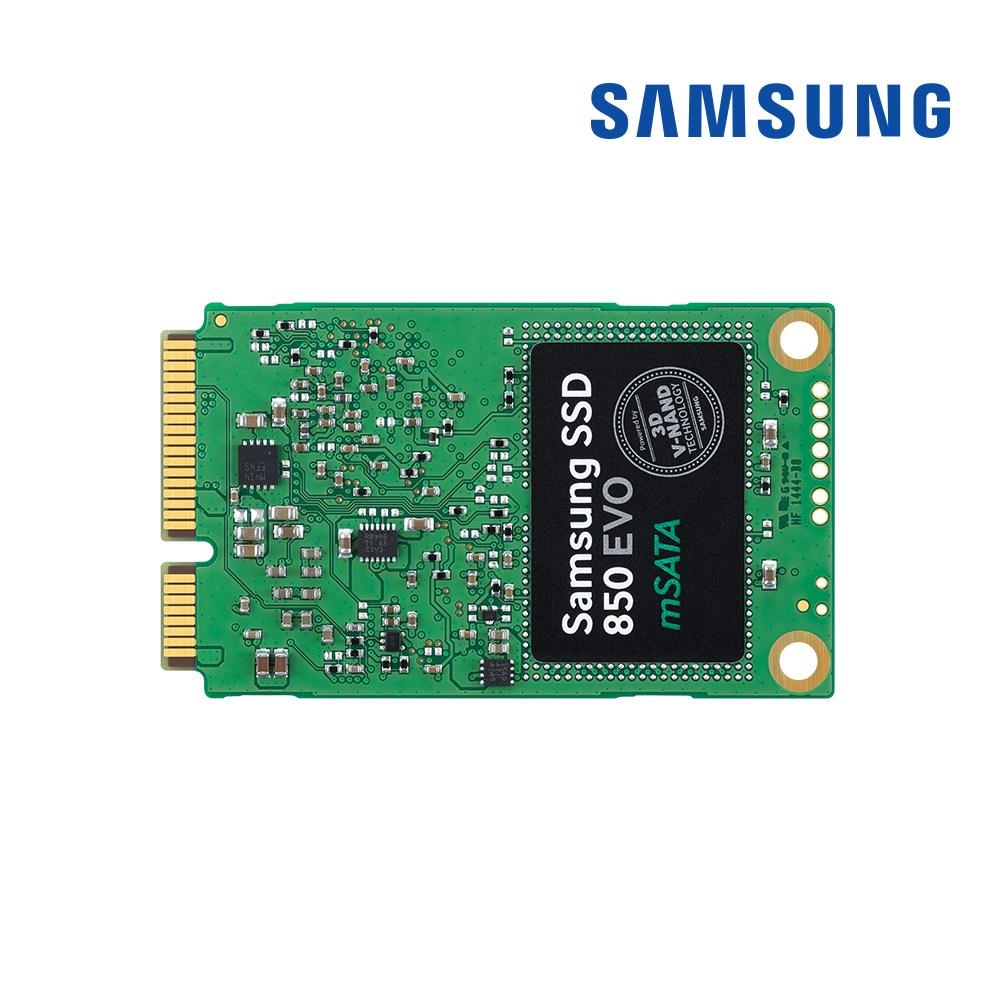 삼성전자 850 EVO mSATA SSD 250GB 노트북 SSD250 860동급, SS 850evo mSATA