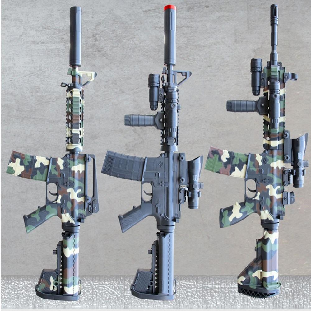 배그 엠포 M4A1 전동수정탄 총, B 풀파츠