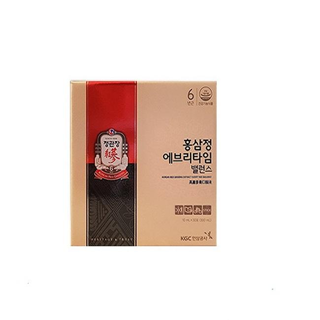 정관장 홍삼정 에브리타임 밸런스, 1개